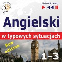 Angielski w typowych sytuacjach. 1-3 - Dorota Guzik