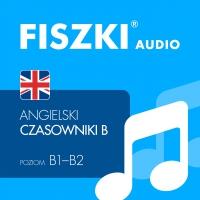 FISZKI audio – angielski – Czasowniki dla średnio zaawansowanych - Patrycja Wojsyk