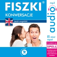 FISZKI audio – angielski – Konwersacje - Patrycja Wojsyk