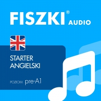 FISZKI audio – angielski – Starter - Patrycja Wojsyk