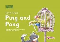 Ping and Pong. Nauka angielskiego dla dzieci 2-7 lat - Monika Nizioł-Celewicz