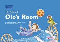 Olo's Room. Nauka angielskiego dla dzieci 2-7 lat - Monika Nizioł-Celewicz
