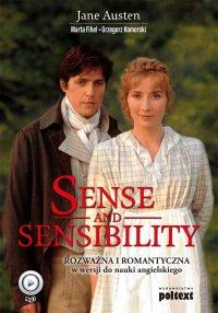 Sense and Sensibility. Rozważna i Romantyczna w wersji do nauki angielskiego - Jane Austen