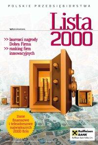 Lista 2000 - Edycja 2012 - Opracowanie zbiorowe