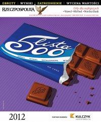 Lista 500 - Edycja 2012 - Opracowanie zbiorowe