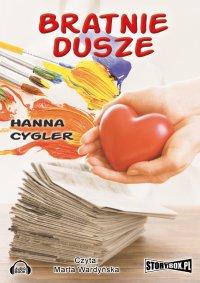 Bratnie dusze - Hanna Cygler