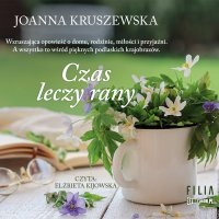 Czas leczy rany - Joanna Kruszewska