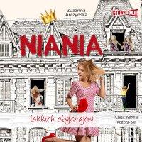 Niania lekkich obyczajów - Zuzanna Arczyńska
