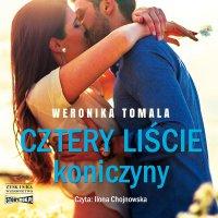 Cztery liście koniczyny - Weronika Tomala