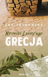 Kroniki Lenny'ego. Grecja - Ewa Sosnowska