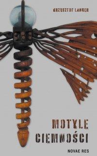 Motyle ciemności - Krzysztof Langer