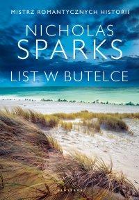 List w butelce - Nicholas Sparks