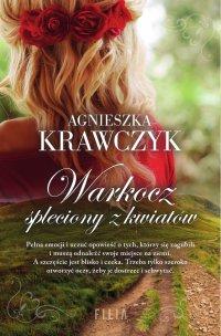 Warkocz spleciony z kwiatów - Agnieszka Krawczyk