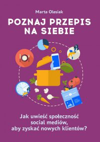 Poznaj przepis nasiebie - Marta Olesiak