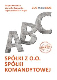 ABC spółki z o.o. spółki komandytowej - Justyna Broniecka