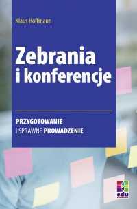 Zebrania i konferencje - Klaus Hoffmann, Opracowanie zbiorowe
