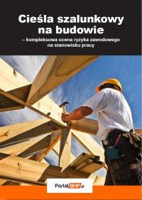 Cieśla szalunkowy na budowie – kompleksowa ocena ryzyka zawodowego na stanowisku pracy - Artur Hennig
