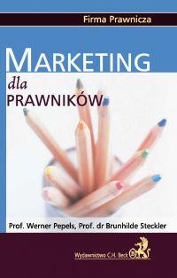 Marketing dla prawników - Werner Pepels