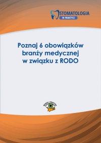 Poznaj 6 obowiązków branży medycznej w związku z RODO - Marcin Zadrożny