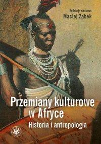 Przemiany kulturowe w Afryce - Maciej Ząbek