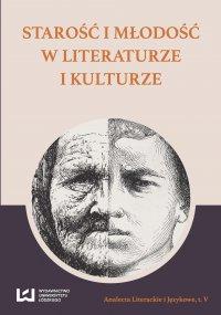 Starość i młodość w literaturze i kulturze - Michał Kuran