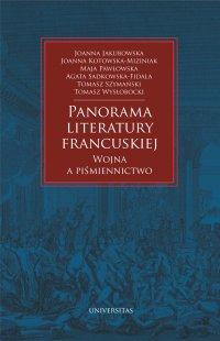 Panorama literatury francuskiej - Tomasz Wysłobocki