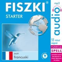 FISZKI audio - j. francuski - Starter - Patrycja Wojsyk