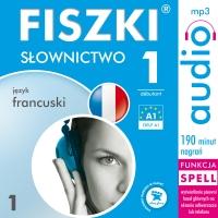 FISZKI audio - j. francuski - Słownictwo 1 - Patrycja Wojsyk