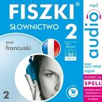 FISZKI audio - j. francuski - Słownictwo 2 - Patrycja Wojsyk