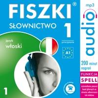 FISZKI audio - j. włoski - Słownictwo 1 - Patrycja Wojsyk