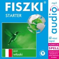 FISZKI audio - j. włoski - Czasowniki dla początkujących - Patrycja Wojsyk