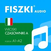 FISZKI audio – włoski – Czasowniki dla początkujących - Patrycja Wojsyk