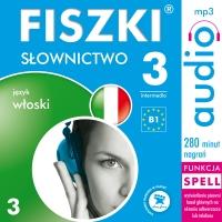 FISZKI audio - j. włoski - Słownictwo 3 - Anna Gogolin
