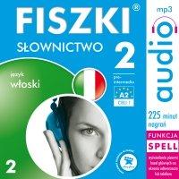 FISZKI audio - j. włoski - Słownictwo 2 - Patrycja Wojsyk