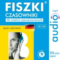 FISZKI audio - j. niemiecki - Czasowniki dla średnio zaawansowanych - Kinga Perczyńska