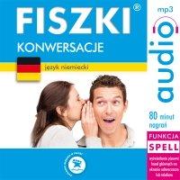 FISZKI audio - j. niemiecki - Konwersacje - Kinga Perczyńska