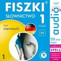 FISZKI audio – niemiecki – Słownictwo 1 - Kinga Perczyńska