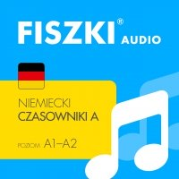 FISZKI audio – niemiecki – Czasowniki dla początkujących - Kinga Perczyńska