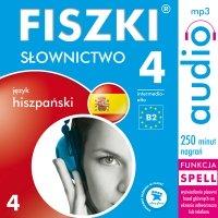 FISZKI audio - j. hiszpański - Słownictwo 4 - Kinga Perczyńska