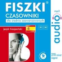FISZKI audio - j. hiszpański - Czasowniki dla średnio zaawansowanych - Kinga Perczyńska