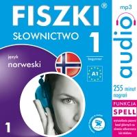 FISZKI audio - j. norweski - Słownictwo 1 - Helena Garczyńska