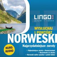 Norweski. Najprzydatniejsze zwroty. Wysłuchaj i powtórz - Izabela Krepsztul