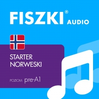 FISZKI audio – norweski – Starter - Kinga Perczyńska