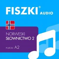 FISZKI audio – norweski – Słownictwo 2 - Helena Garczyńska