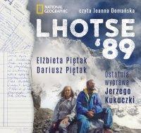 Lhotse'89. Ostatnia wyprawa Jerzego Kukuczki - Elżbieta Piętak
