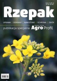 Rzepak uprawa, odmiany, nawożenie, ochrona, zbiór - Opracowanie zbiorowe