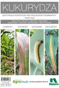 Kukurydza. Identyfikacja agrofagów oraz niedoborów pokarmowych - Opracowanie zbiorowe