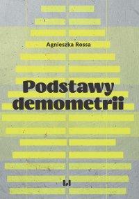 Podstawy demometrii - Agnieszka Rossa