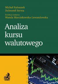 Analiza kursu walutowego - Wanda Marcinkowska-Lewandowska