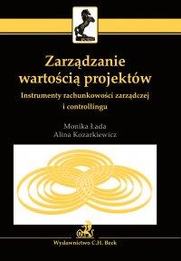 Zarządzanie wartością projektów - Monika Łada